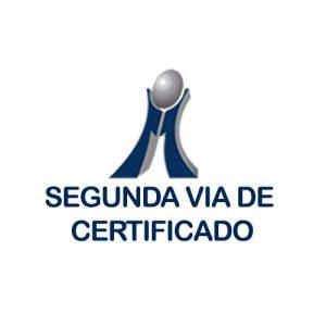 Segunda Via de Certificado